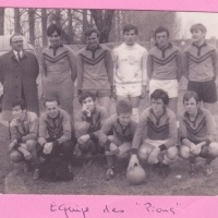 619-equipe  foot pions   1969